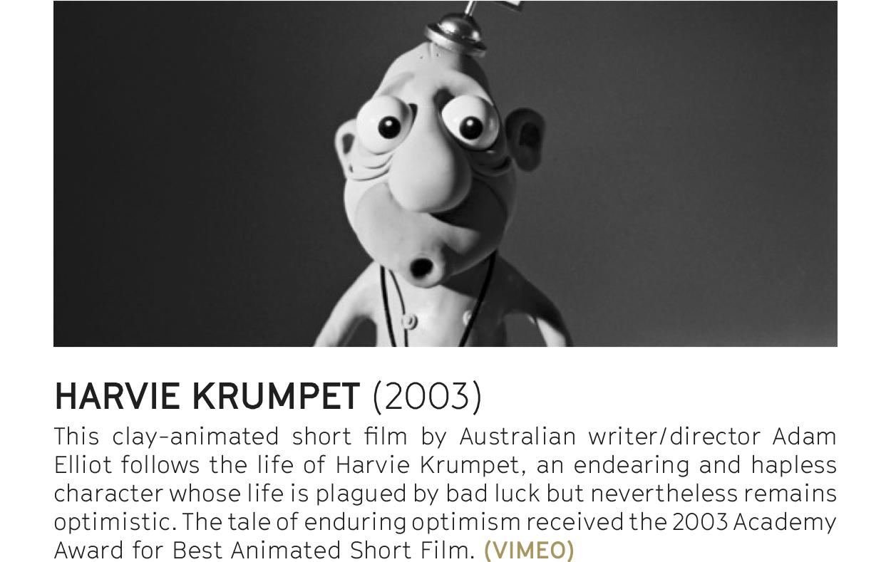 HARVIE KRUMPET (2003) - STREAM ON VIMEO